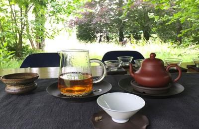 Fête du Thé au Rouge-Cloître