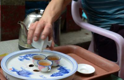Thé bleu-vert de Chine – Wulong Cha