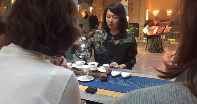 Saveurs du thé et du luth