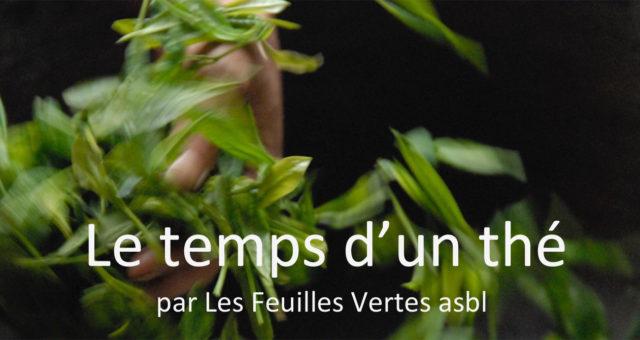 Podcast : Le Temps d'un thé